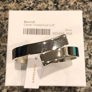 Bracelet Bancroft Carter Twister End Cuff